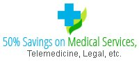 Telemedicine, Legal services, etc.