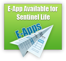 Sentinel Life - E-applications available.